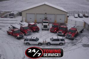 24 Hour Custom Towing Polk County WI